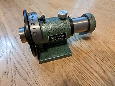 5c Spin Fixture Indexer Collet Indexing Machinist Tools