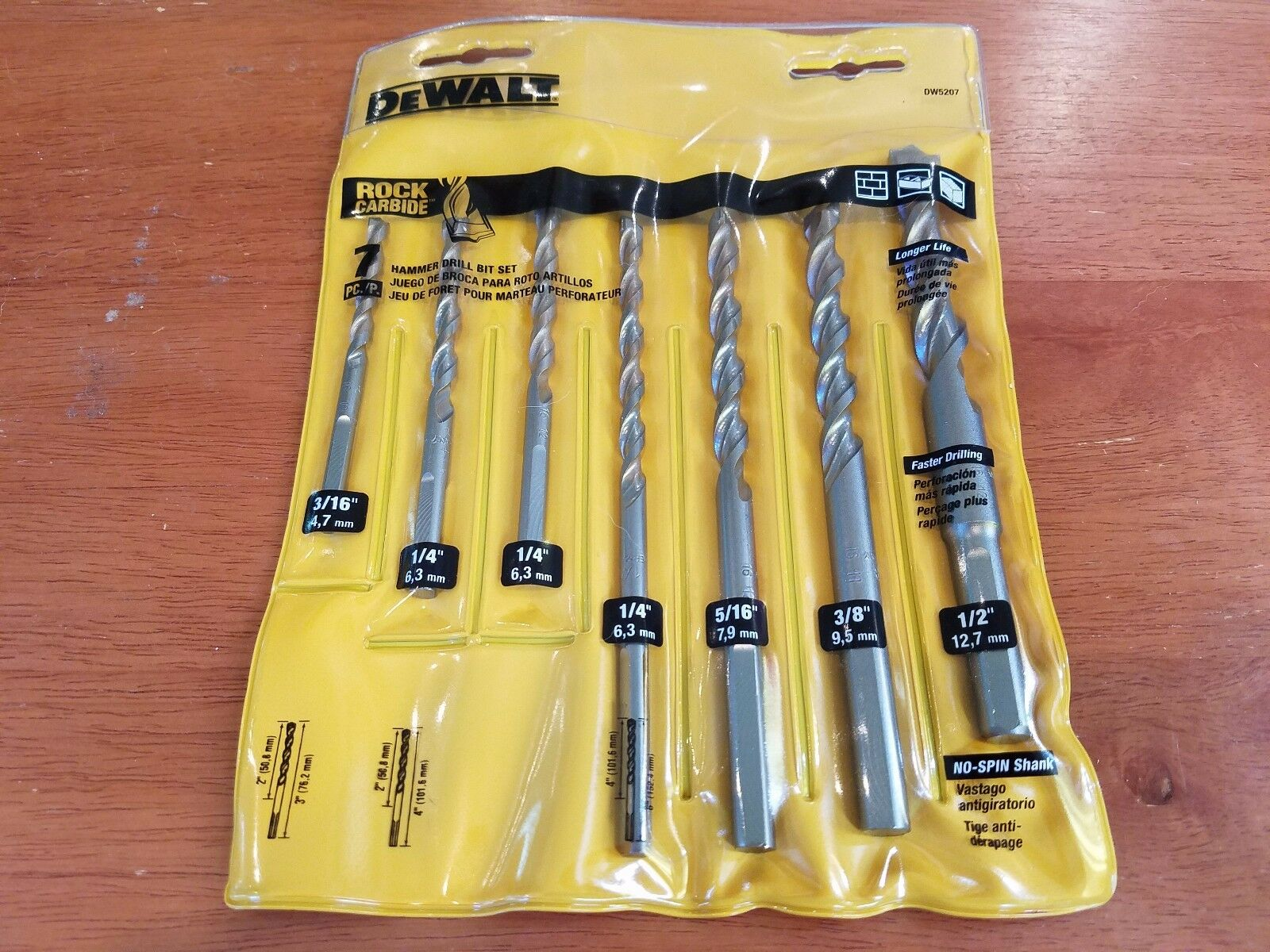 Dewalt masonry drill bit set steel wool menards