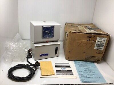 Nos New Lathem Time Clock 2251-x-004 In Box Store Factory Employee Worker