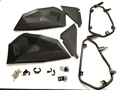 LOWER DOORS KIT POLARIS RZR 1000 XP , TURBO ,  half inserts panel
