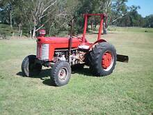 65 Massey Ferguson Tractor &  harrows & rotary hoe & post drill Cobbitty Camden Area Preview