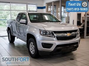 2018 Chevrolet Colorado Work Truck Extended Cab