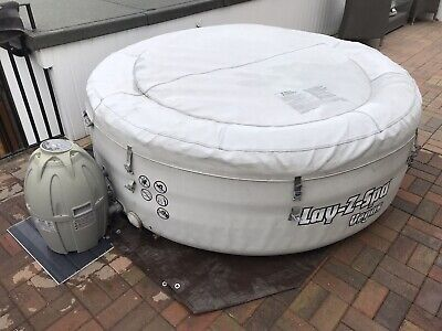 Lay-Z-Spa Vegas AirJet Inflatable Hot Tub Jacuzzi