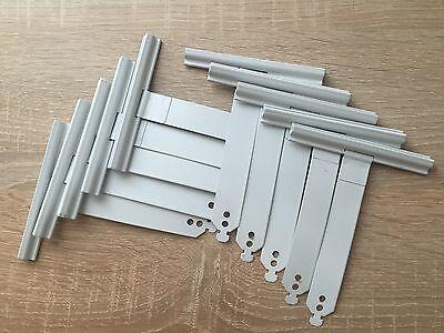 2x Aufhängefeder Sicherungsfeder Rolladen Rolladenmotor Stahlfeder Aufhängung