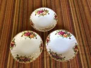 Royal Albert Old Country Roses Fruit Nappy