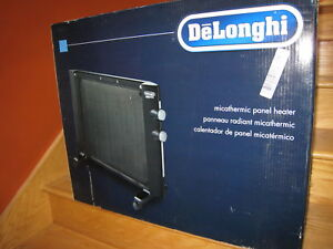 DeLonghi HMP1500 Mica Panel Space Heater