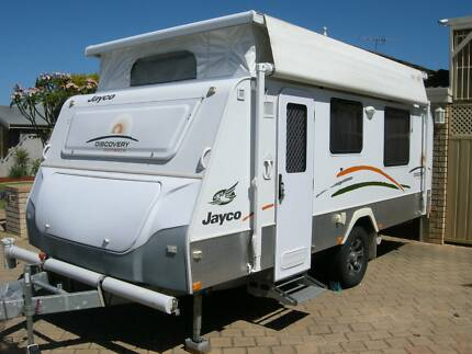 Jayco Discovery Outback 16ft