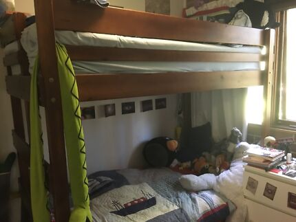 BUNKERS BUNK BEDS | Beds | Gumtree Australia Manly Area - Beacon ...