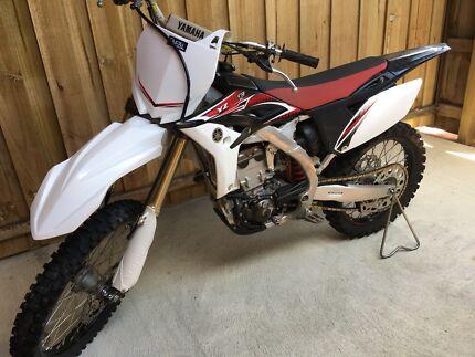 Yzf250 2011 Yamaha