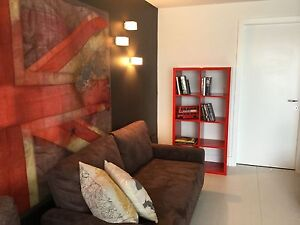 Red Lacquer Bookcase Northbridge Willoughby Area Preview