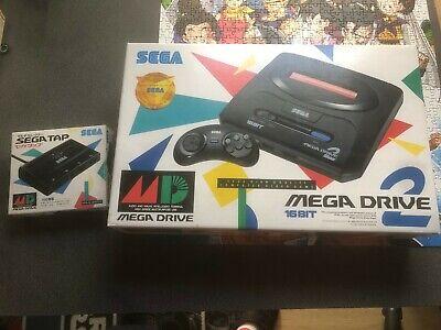 Sega Megadrive 2 import japonais en boite complete