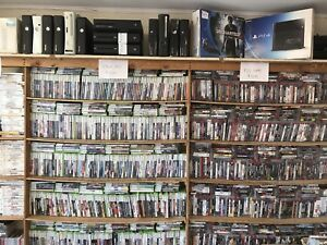 National pawn has a huge selection of video games for sale