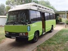 Toyota coaster motor home with many extras not in most motorhomes Mansfield Mansfield Area Preview