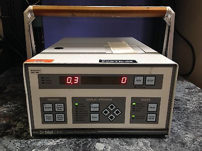 Met One Laser Particle Counter A2408-1-115-1