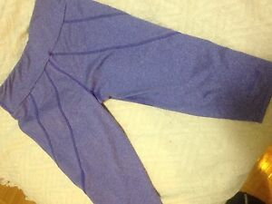 Purple workout Capri  London Ontario image 2