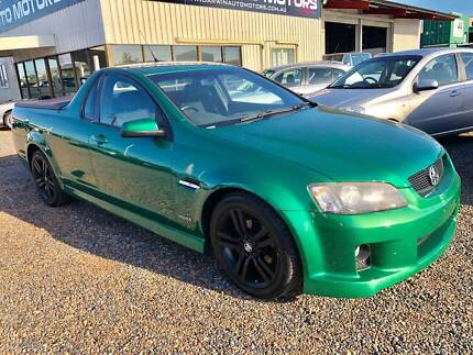 2010 Holden Ute Manual SUV Durack Palmerston Area Preview