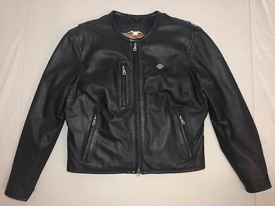 Genuine Harley-Davidson® Motorcycles Soft Leather Jacket Women's XL - 98116-02VW