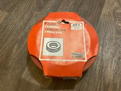 Ford Fiesta Mk1 Air Filter Cleaner Element Genuine OEM 1438016 EFA11