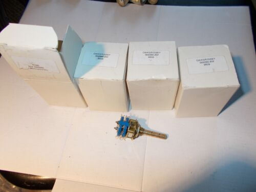 Lot 4 , Oak Grisby Rotary Switch 399288-AM