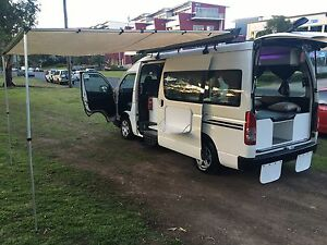 Toyota Hiace commuter 2007 auto commuter camper Beaumont Hills The Hills District Preview