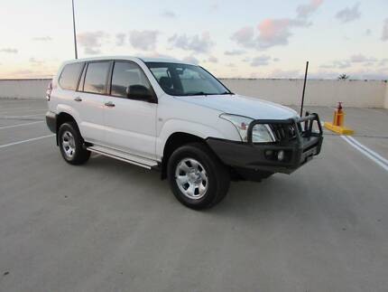 Toyota LandCruiser Prado 8 seater Kedron Brisbane North East Preview