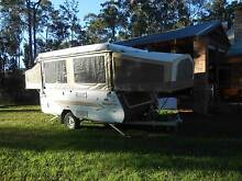 2005 Jayco Eagle on-roadCamper Trailer Excellent Condition Springwood Blue Mountains Preview