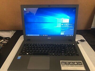 Acer Aspire E5-573-52US Intel Core i5-5200U 2.2 GHz 8 GB RAM 1 TB HDD Win10 Pro