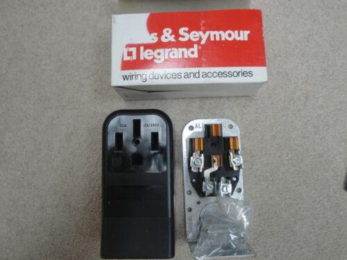 Pass And Seymour Legrand 3854 Range Receptacle 50 Amp 125/250V