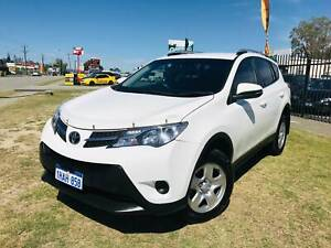2014 TOYOTA RAV4 AUTOMATIC 2WD Kenwick Gosnells Area Preview