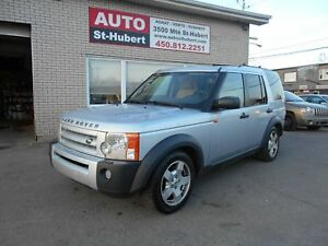 LAND ROVER LR3 2006 **7 PASSAGERS**