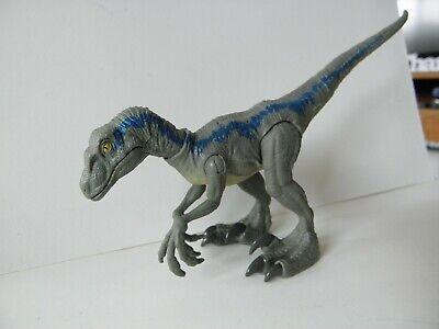 JURASSIC WORLD SAVAGE STRIKE Velociraptor Blue - Hard to Find!