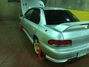 1998 Subaru Wrx Sti