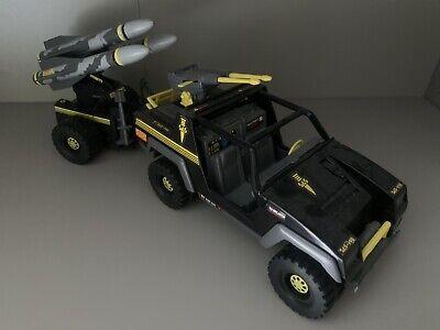 Gi Joe Action Force Sas Panther And Missile Trailer
