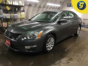 2014 Nissan Altima S*PHONE CONNECT*STEERIN WHEEL CONTROLS*VOICE