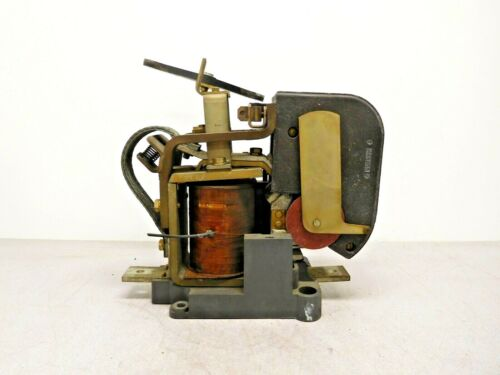 MO-2837, RELIANCE 78460-3WX CONTACTOR