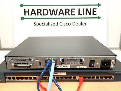 Cisco CCENT CCNA Lab Economy 1* Star 1x Router 1x Switch Latest15.1 IOS 2960