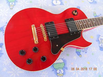 Austin Set Neck LP Electric Guitar, Jackson Pickups,Tuners,More Upgrades,Cool