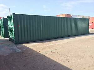 40ft GP's Fully Painted Shipping Containers Sydney Tempe Marrickville Area Preview