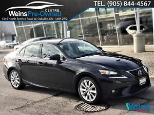 2016 Lexus IS 300 AWD| HEATED SEATS| LEATHER| POWER GROUP