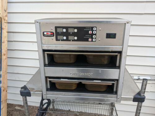 CARTER HOFFMANN MZ223-4D Commercial  Modular Food Warmer
