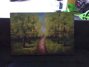 Large Canvas Paintings Springfield Lakes Ipswich City Preview