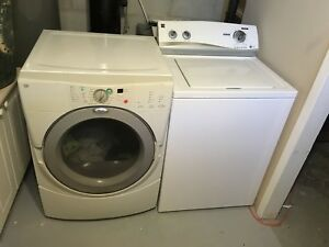 Working Washer/Dryer Combo