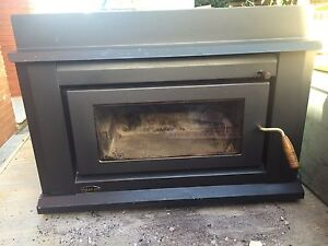 Clean air Edwardian wood heater Altona North Hobsons Bay Area Preview