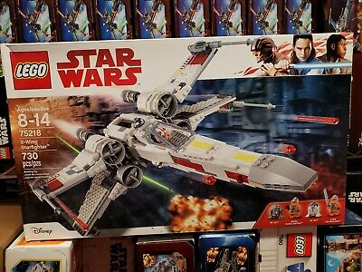 LEGO 75218 Star Wars X-Wing Starfighter new in factory sealed box