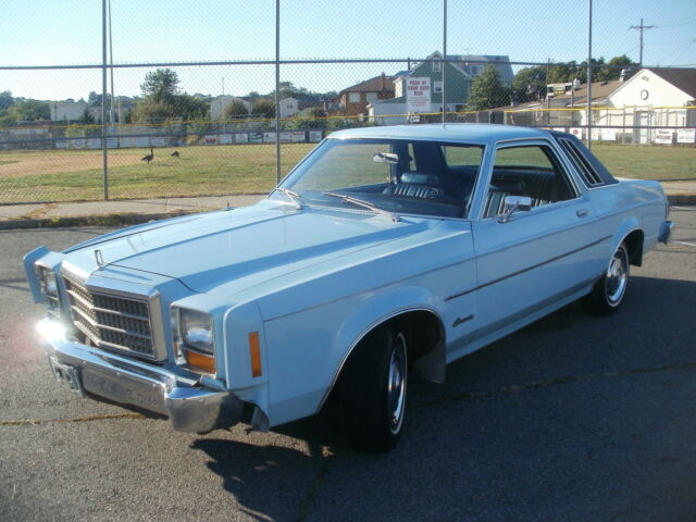 Image 1 of Ford: Fairmont Blue…