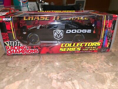 Racing Champions 1:24 Nascar Diecast ~ Collector Series ~ Chase the Race ~ Dodge