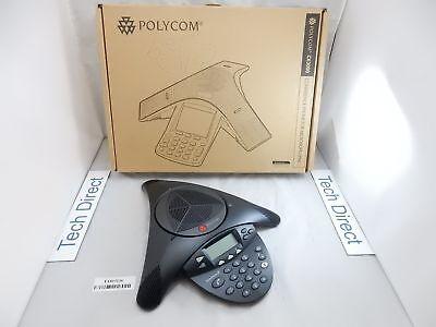 Polycom Soundstation 2 Expandable Full Duplex Conference Phone 2201-16200-601