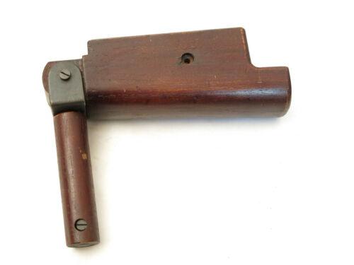Hand wood    sniper British montage TOP MK1