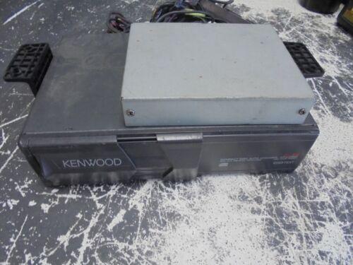KENWOOD KDC-C662, 6 Disc Car Compact Disc Changer Auto Changer Controller