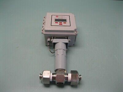 34 Halliburton 100003522 Turbine Flowmeter Mc-ii Plus Flow Analyzer G10 2539